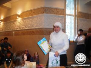 Саидова Алина, 1 место, 3 курс
