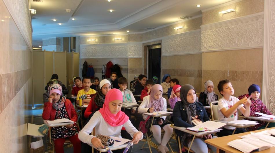 Медресе Аль-Фатиха   Образование в Исламе  Аминь В Исламе